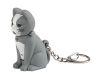 "Фонарь BD1-K детский брелок ""Кошка"" (LED батарея в компл. блист.) ЭРА Б0003779"