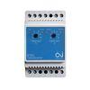 Термостат мех. ETR2 1550 для систем антиоблед. без датчика 3.6кВт 16А на DIN-рейку OJ ELECTRONICS